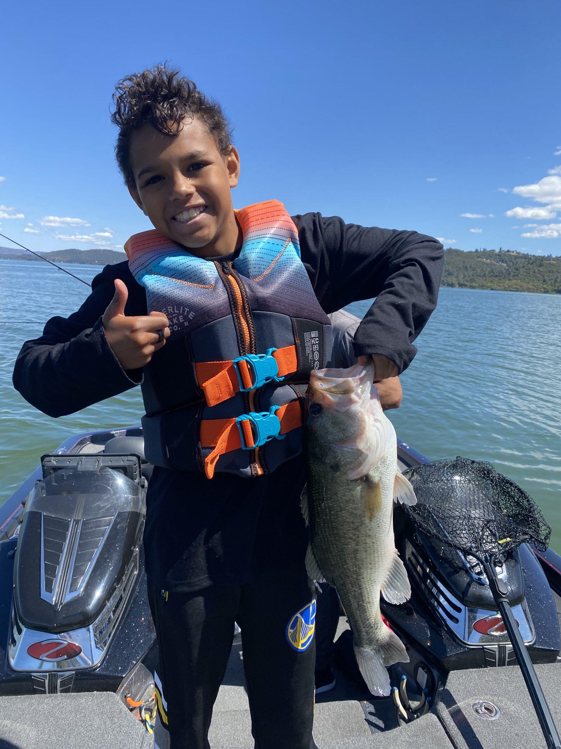 Clear Lake Bass Guide